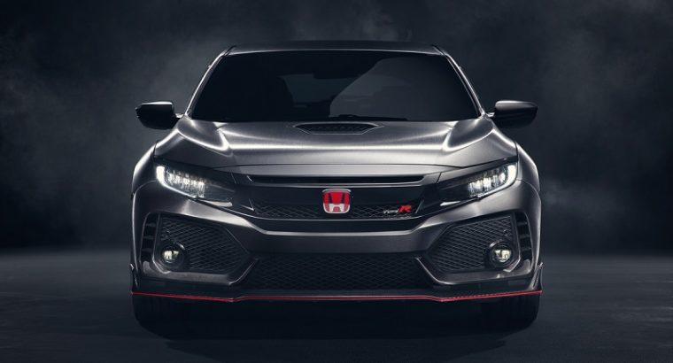 Honda Civic 2017 Type R