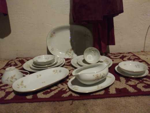 German China set