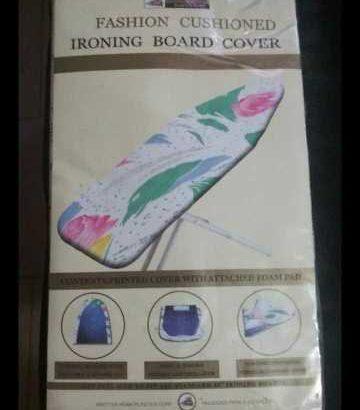 Iron board covers