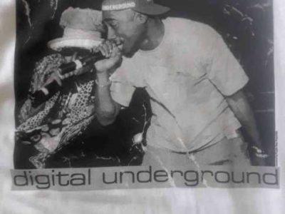Tupac DIGITAL UNDERGROUND Tshirt