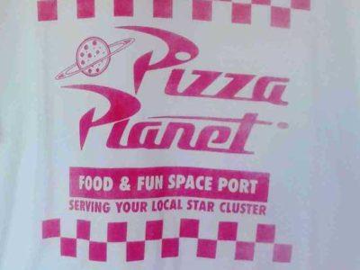 Pizza Planet Tshirt