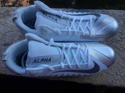 Nike Alpha Menace Pro CLEATS