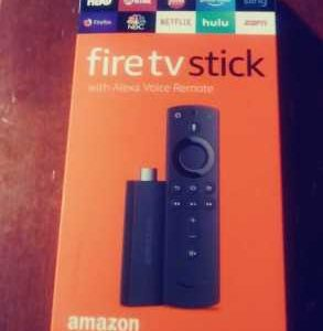 Amazon Firestick 2nd gen