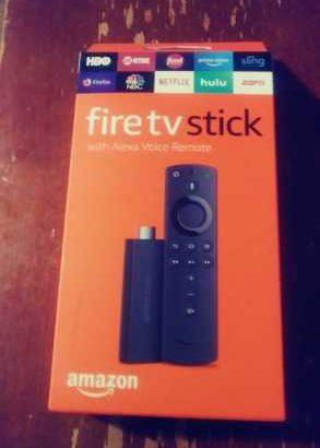 Amazon Firestick 2nd gen