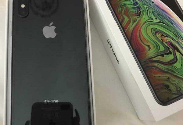 iPhone xsmax 256gb Unlocked