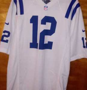 NFL Andrew Luck Jersey Nike