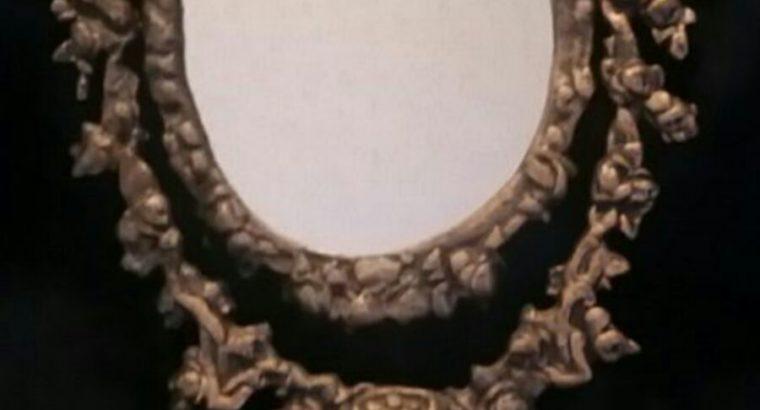 Antique/ Victorian Table Mirror