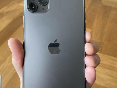 iPhone 11 Pro Max 256gb Space Grey – Excellent Con