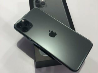 Apple iphone 11pro max 512gb