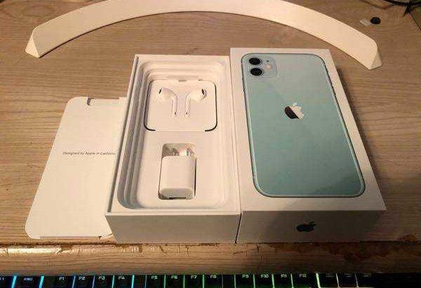 iphone 11 256 gb unlocked green