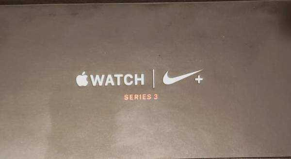 Apple Watch LTE GPS Series 3