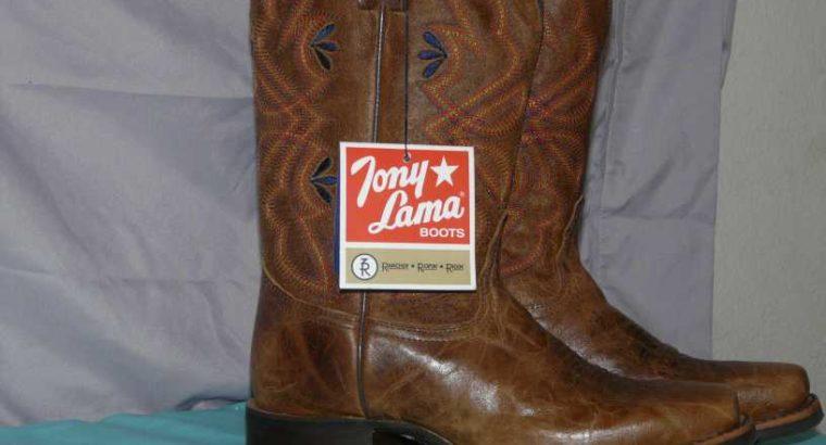 TONY LAMA WOMENS COWBOY BOOTS
