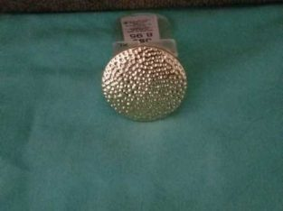 ROUND INDENTED BULKLY RING XL