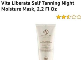 VITA LIBERALA SELF TANNING NIGHT MASK