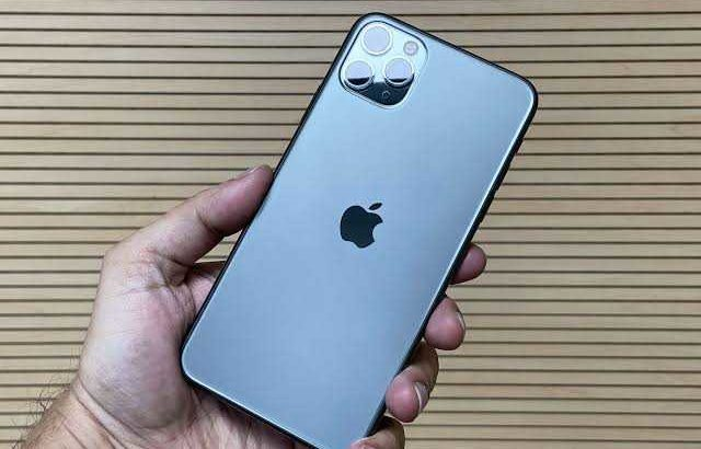 Apple iPhone 11Pro max