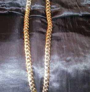 Miami Cuban Chain
