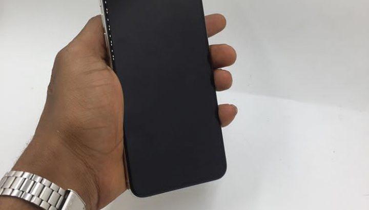 IphoneX 64gb ram
