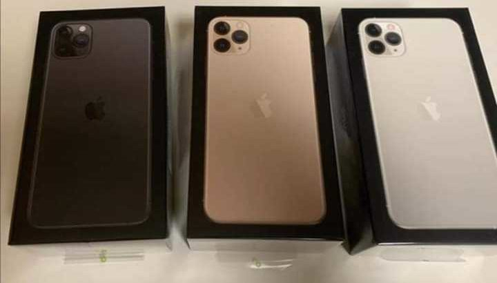 Band New IPhone 11 pro max 256GB at an affordable price