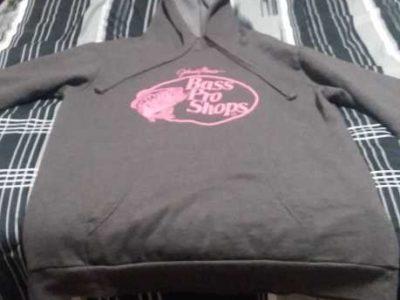 bass pro shop hoodie for women