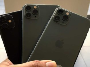 iPhone 11 Pro and Iphone 11 Max