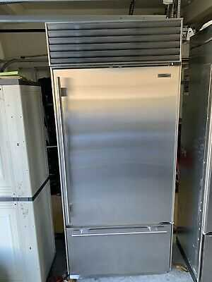 Sub-Zero 650 Series 36″ Built In Refrigerator-Bottom Freezer – Model 650/S2