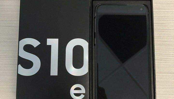 Samsung galaxy s10 e