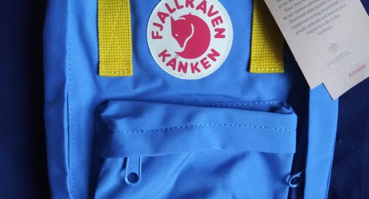 $50 O.B.O. New KANKEN mini sport Bag size 7L