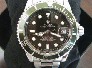 Free S&H! Automatic Rolex HULK watch
