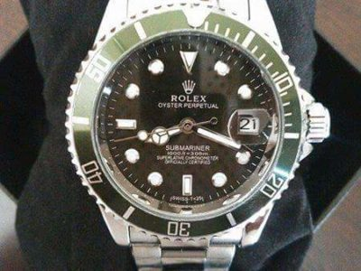 Free S&H! Automatic Rolex HULK watch