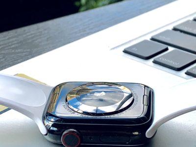 Apple Watch series 4 iCloud lock