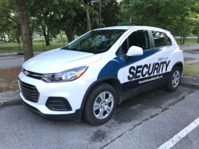 Top 10 Security Companies in Nashville TN