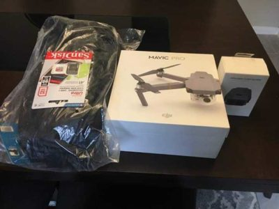 Mavic pro drone for sale at an affordable price