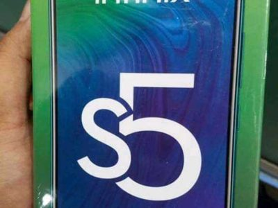 brand new infinix S5 at an affordable price