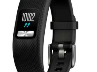 Fitness Tracker Garmin vívofit® 4 Black