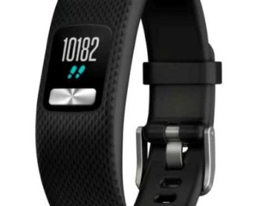 Fitness Tracker Garmin vívofit® 4 Black