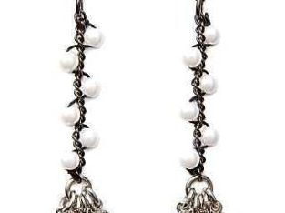 Devotion Earrings PEARL new