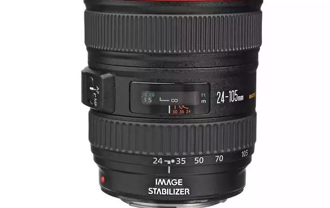 Canon 24-105mm f4 lens Canon EF 24-105 mm f/4L IS