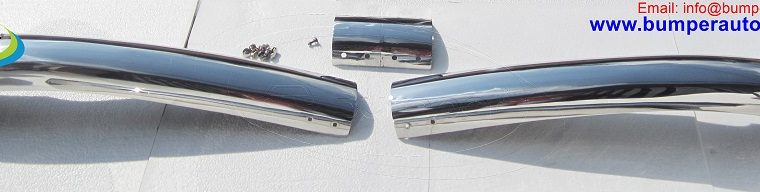 Borgward Isabella coupe and saloon bumpers