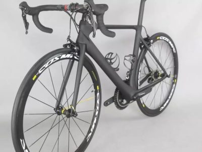 Complete Bicycle Carbon Cycling BICICLETTA Road Bi