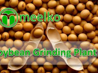 50 ton Soybean Grinding Plant. Buy Now!