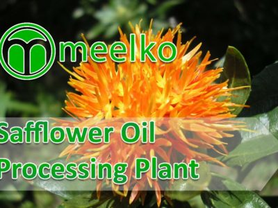 Safflower Oil Processing Plant. Buy Now!