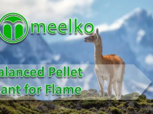 Balanced Pellet Plant for Flame. Buy now!