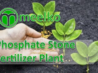 Phosphate Stone Fertilizer Plant. Buy Now!