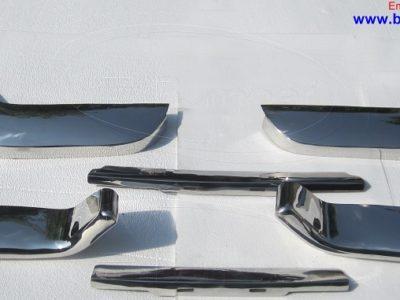 Volvo P1800 Jensen Cow Horn (1961-1963) bumpers