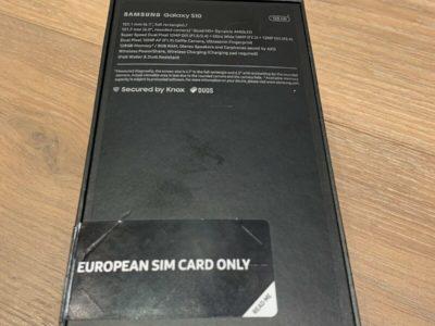 Samsung Galaxy Note10 SM-N970F 256GB – Aura Glow (