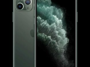 iPhone 11 Pro Max (Midnight Green, 64 GB, 4 GB RAM)