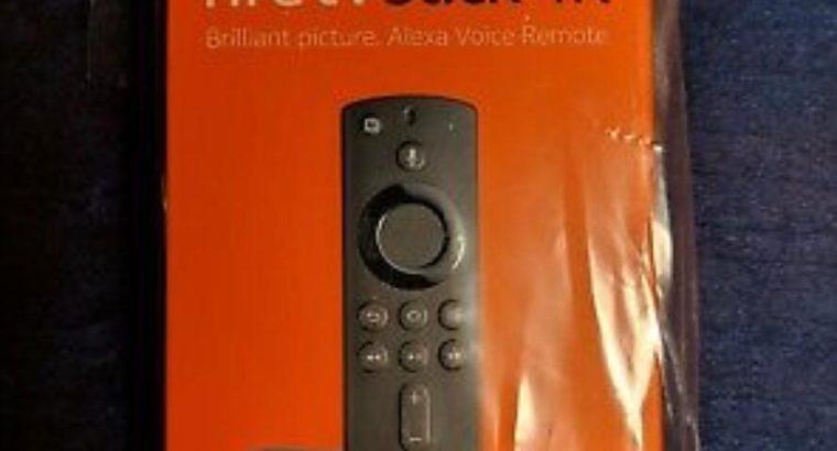 4k Amazon Fire TV Stick 4k Streaming Media Player
