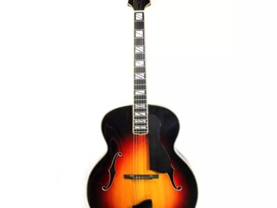 New Brand 18′ AAA Hand Carved Archtop Jazz Guitar
