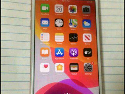 iPhone 7 plus;64 gig