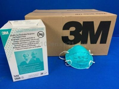 3M N95 8210 and 1860 Masks